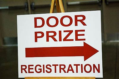 Attend PICS Mega Job Fair and win fabulous door prizes