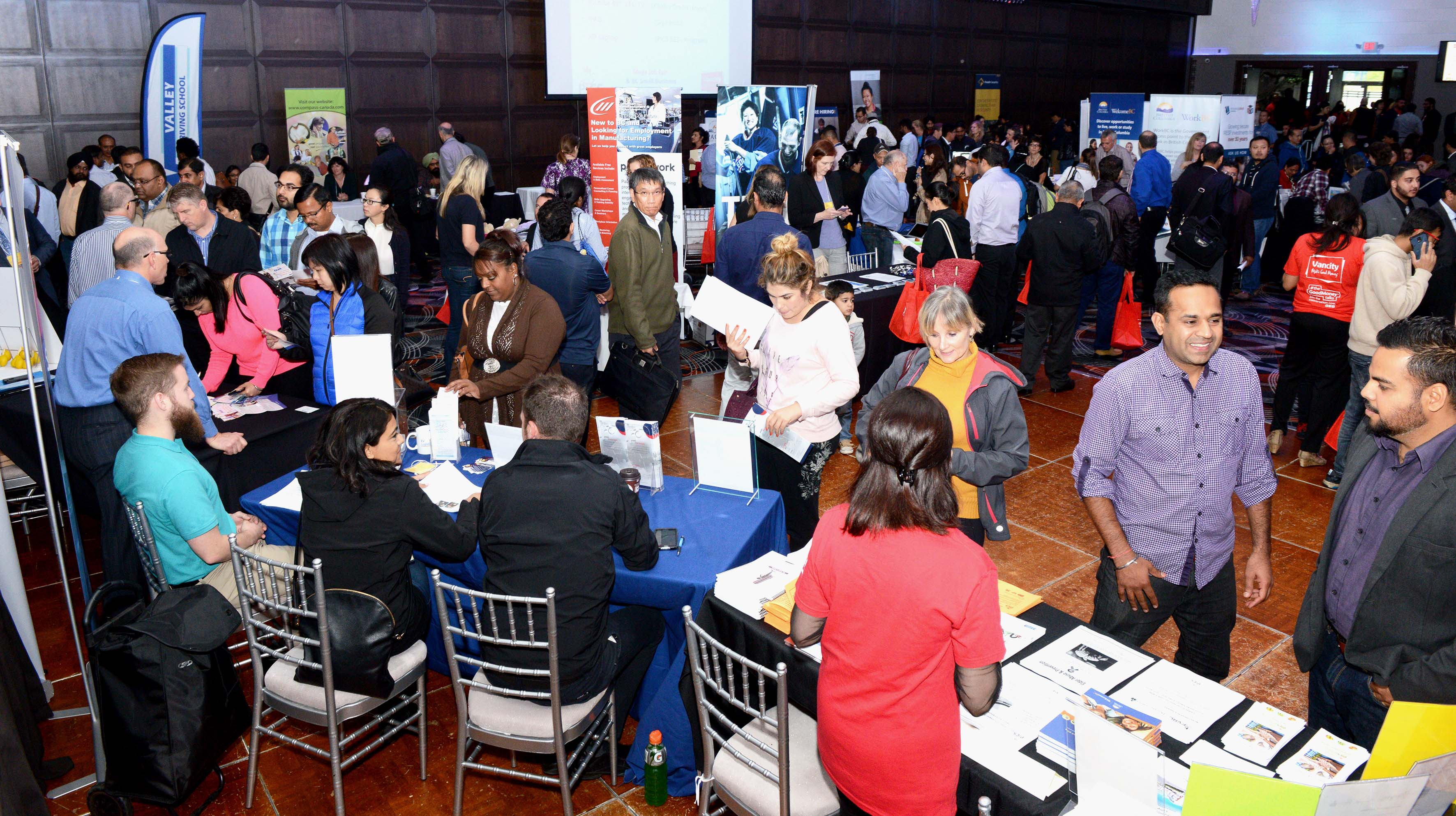 Still Job Hunting? Here are the Top 3 Reasons to Attend the Mega Job Fair and Business Expo 2016