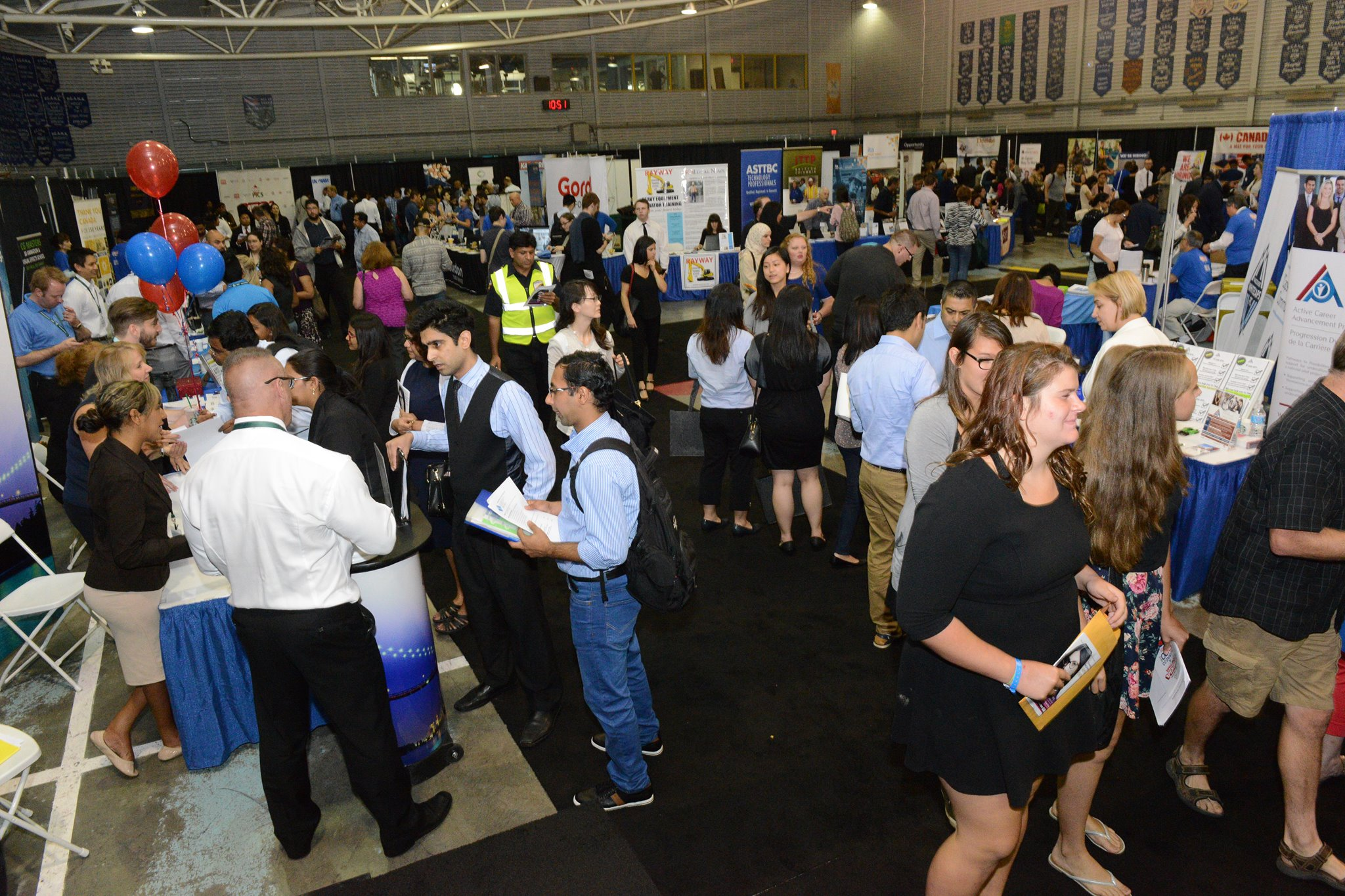 Why Exhibit at the PICS Mega Job Fair and Business Expo?